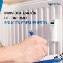 Individualización de consumo de Calefacción con Remica