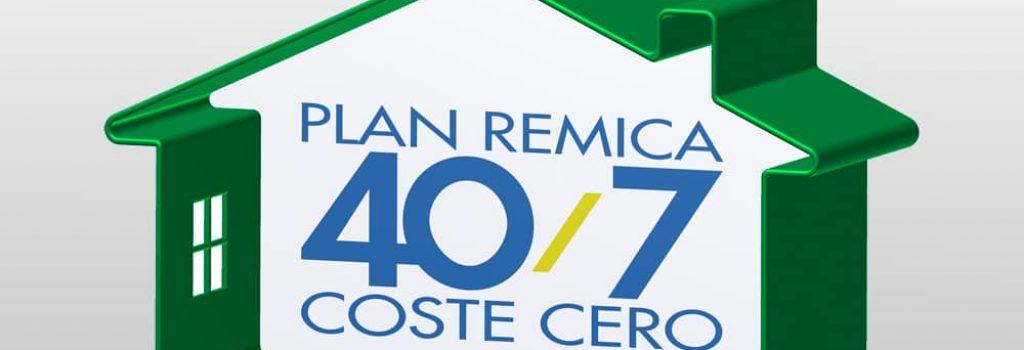 Plan Remica Coste Cero 40/7
